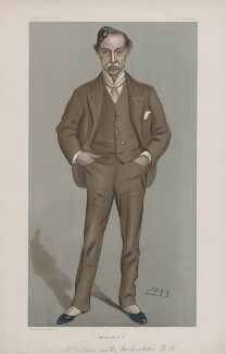 Sir William Quiller Orchardson ('Men of the Day. No. 709.'), by Sir Leslie Ward - NPG D44900