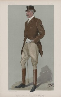 David Longfield Beatty ('Men of the Day. No. 710.'), by George Algernon Fothergill - NPG D44901