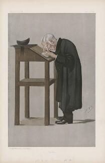 William Archibald Spooner ('Men of the Day. No. 711.'), by Sir Leslie Ward - NPG D44903