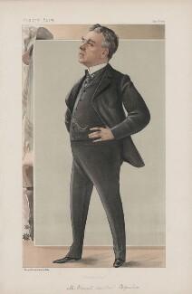Benoît Constant Coquelin ('Coquelin aîné') ('Menof the Day. No. 712.'), by Jean Baptiste Guth ('GUTH') - NPG D44905