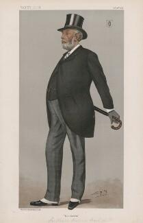 Sir Henry Aubrey-Fletcher, 4th Bt ('Statesmen. No. 701.'), by Sir Leslie Ward - NPG D44931