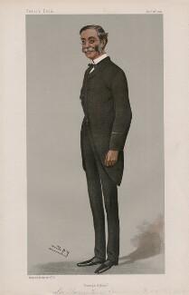 Thomas Henry Sanderson, 1st Baron Sanderson ('Statesmen. No. 703.'), by Sir Leslie Ward - NPG D44933