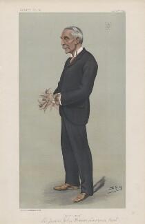 Sir James John Trevor Lawrence, 2nd Bt ('Men of the Day. No. 736.'), by Sir Leslie Ward - NPG D44945