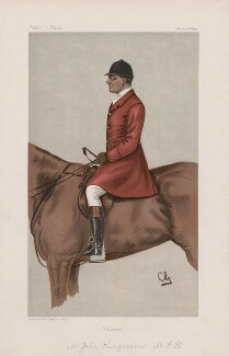 John Hargreaves ('Men of the Day. No. 743.'), by Sir Francis Carruthers Gould ('F.C.G.') - NPG D44954