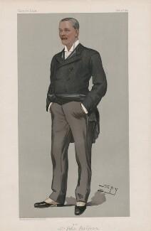 John Balfour ('Men of the Day. No. 745.'), by Sir Leslie Ward - NPG D44956