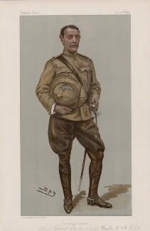 Sir Archibald Hunter ('Men of the Day. No. 747.'), by Sir Leslie Ward - NPG D44958