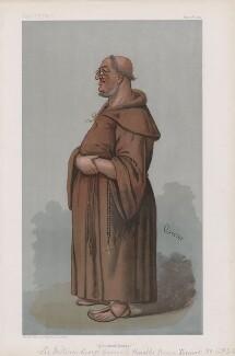 Sir William Vernon Harcourt ('Statesmen. No. 707.'), by Sir Charles Garden Assheton-Smith (né Duff), 1st Bt ('Cloister', 'C.G.D') - NPG D44960