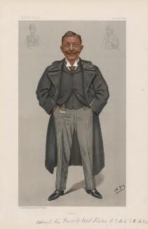 Rudolf Anton Carl Freiherr ('Slatin Pascha') von Slatin ('Men of the Day. No. 752.'), by Sir Leslie Ward - NPG D44965