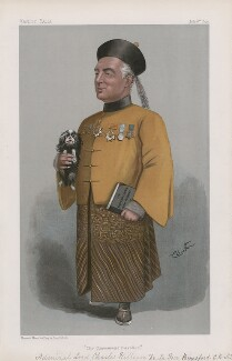 Charles William de la Poer Beresford, Baron Beresford ('Statesmen. No. 709.'), by Sir Charles Garden Assheton-Smith (né Duff), 1st Bt ('Cloister', 'C.G.D') - NPG D44968