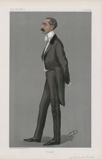Reginald Henshaw Ward ('Men of the Day. No. 754.'), by Sir Leslie Ward - NPG D44969