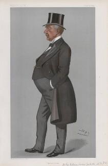 William Lawies Jackson, 1st Baron Allerton ('Statesmen. No. 712.'), by Sir Leslie Ward - NPG D44976