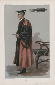 Joseph Wood ('Men of the Day. No. 760.'), by George Algernon Fothergill - NPG D44979