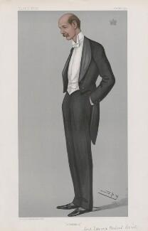 Lord Edward Herbert Gascoyne-Cecil ('Men of the Day. No. 764.'), by Sir Leslie Ward - NPG D44986