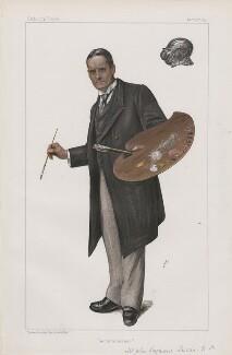 John Seymour Lucas ('Men of the Day. No. 768.'), by 'N' - NPG D44991