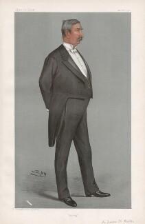 Sir Redvers Henry Buller ('Men of the Day. No. 771.'), by Sir Leslie Ward - NPG D44996