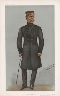 Sir Audley Dallas Neeld, 3rd Bt ('Men of the Day. No. 772.'), by Sir Charles Garden Assheton-Smith (né Duff), 1st Bt ('Cloister', 'C.G.D') - NPG D44997