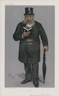Stephanus Johannes Paulus ('Paul') Kruger ('Men of the Day. No. 776.'), by Sir Leslie Ward - NPG D45003