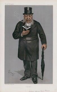 Stephanus Johannes Paulus ('Paul') Kruger ('Men of the Day. No. 776.'), by Sir Leslie Ward - NPG D45003