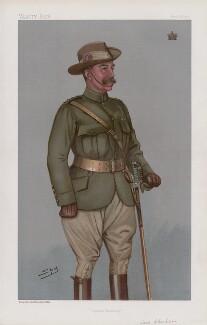 Charles Compton William Cavendish, 3rd Baron Chesham ('Statesmen. No. 719.'), by Sir Leslie Ward - NPG D45004