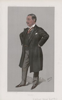 Dr Nathaniel Edward Yorke-Davies ('Men of the Day. No. 778.'), by Sir Leslie Ward - NPG D45008