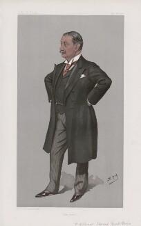 Dr Nathaniel Edward Yorke-Davies ('Men of the Day. No. 778.'), by Sir Leslie Ward - NPG D45008