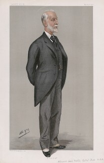 Lord Walter Talbot Kerr ('Men of the Day. No 796.'), by Sir Leslie Ward - NPG D45038