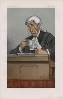 Gainsford Bruce ('Judges. No. 60.'), by Sir Leslie Ward - NPG D45042