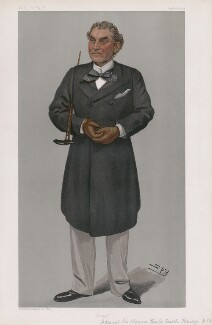 Sir Algernon Charles Fieschi Heneage ('Men of the Day. No. 799.