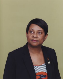 Doreen Lawrence, Baroness Lawrence of Clarendon, by Suki Dhanda - NPG x199083