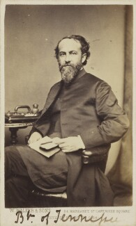 Charles Todd Quintard, by William Walker & Sons - NPG Ax139199