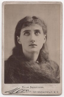 Maud Branscombe, by José Maria Mora - NPG x193222