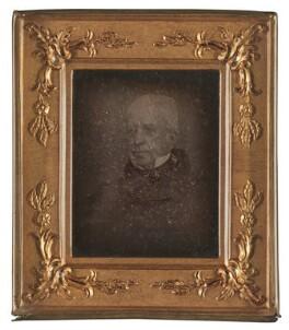 Unknown man, by Jabez Hogg, or by  John Frederick Goddard, for  Richard Beard - NPG x199100