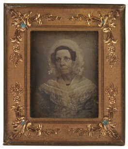 Unknown woman, by Jabez Hogg, or by  John Frederick Goddard, for  Richard Beard - NPG x199101