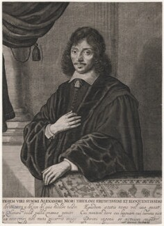 Alexander More (Morus), after Crispijn de Passe the Younger - NPG D45875