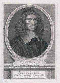 Alexander More (Morus), after Unknown artist, published by  Étienne Jehandier Desrochers - NPG D45876
