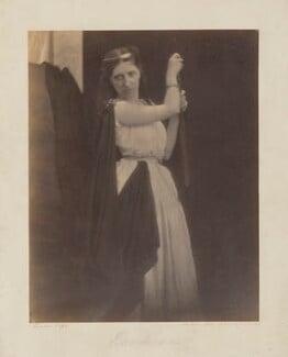 'Boadicea' (Susan Anne Eliza Muir-Mackenzie), by Julia Margaret Cameron - NPG x18026