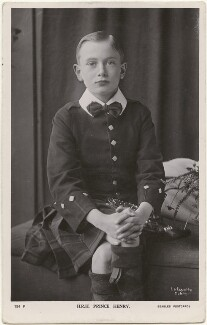 Prince Henry, Duke of Gloucester, by Lafayette, published by  J. Beagles & Co - NPG x193234