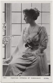 Princess Patricia of Connaught (later Lady Patricia Ramsay), by Lallie Charles, published by  J. Beagles & Co - NPG x193238
