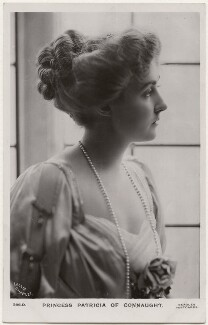 Princess Patricia of Connaught (later Lady Patricia Ramsay), by Lallie Charles, published by  J. Beagles & Co - NPG x193239