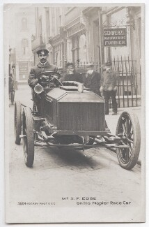 Selwyn Francis Edge, published by Rotary Photographic Co Ltd - NPG x193281