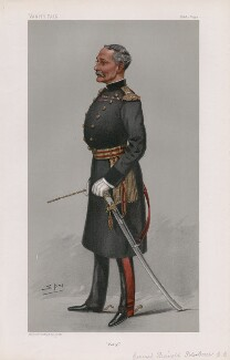 Sir Reginald Pole-Carew ('Men of the Day. No. 802.'), by Sir Leslie Ward - NPG D45054