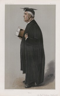 William Baker ('Men of the Day. No. 804.'), by Arthur George Witherby ('Wag') - NPG D45058