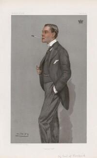 Albert Edward Philip Henry Yorke, 6th Earl of Hardwicke ('Statesmen. No. 734.'), by Sir Leslie Ward - NPG D45060