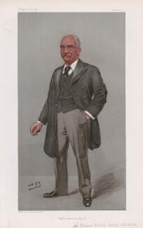 Richard William Evelyn Middleton ('Men of the Day. No. 806.'), by Sir Leslie Ward - NPG D45062