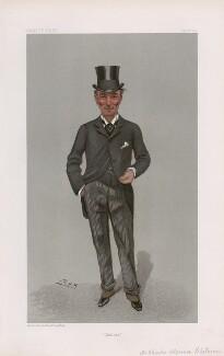 Charles Algernon Whitmore ('Statesmen. No. 735.'), by Sir Leslie Ward - NPG D45066