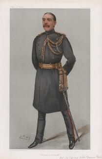 Sir Edward Willis Duncan Ward, 1st Bt ('Men of the Day. No. 810.'), by Sir Leslie Ward - NPG D45068