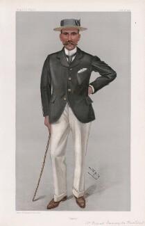 Reginald Saumarez De Havilland ('Men of the Day. No. 814.'), by Sir Leslie Ward - NPG D45073