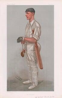 Gilbert Laird Jessop ('Men of the Day. No. 816.'), by Sir Leslie Ward - NPG D45076