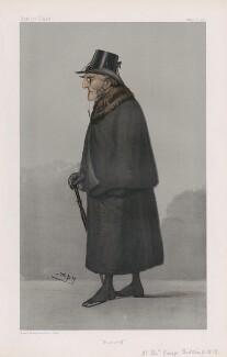 George Ridding ('Men of the Day. No. 819.'), by Sir Leslie Ward - NPG D45079