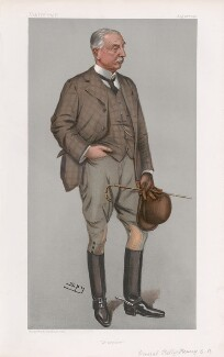 Sir Thomas Kelly-Kenny ('Men of the Day. No. 821.'), by Sir Leslie Ward - NPG D45081